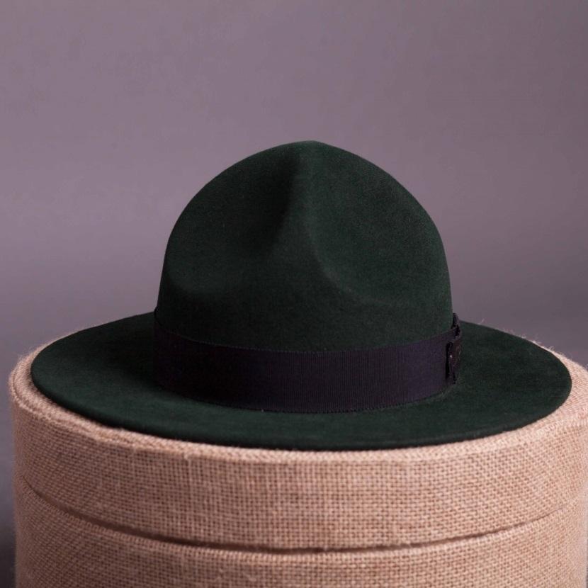 5d7db3e9abbc02 Модель 'Скаут' : Чоловічі капелюхи / Пуховий фетр / 55-62 рр.